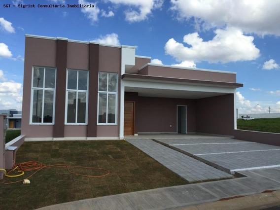Casa Em Condomínio Para Venda Em Indaiatuba, Jardim Residencial Dona Lucilla, 3 Dormitórios, 3 Suítes, 2 Banheiros, 4 Vagas - 389