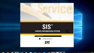 Cat Caterpillar Sis 2018 Envio Gratis + Instalacion