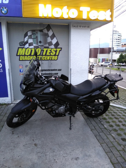 Suzuki Dl650 Abs Modelo 2016 Km 49.497