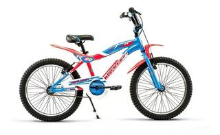 Bicicleta Raleigh Rodado 20 Aluminio Mxr Envio Gratis Reforz