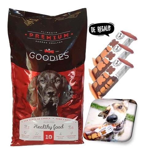 Imagen 1 de 10 de Alimento Balanceado Premium Perro Goodies 3 X 10kg Envio
