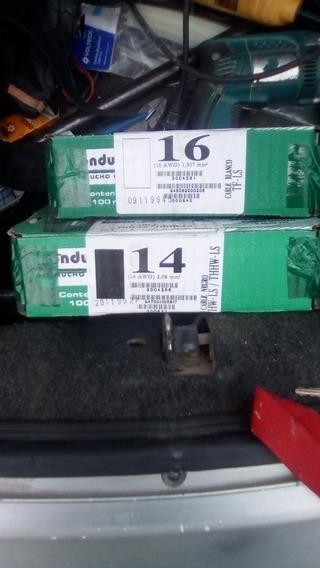 Cable #14 Y #16 $600 Por Las Dos