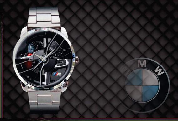 Relógio De Pulso Personalizado Painel Roda Carro - Cod.1134