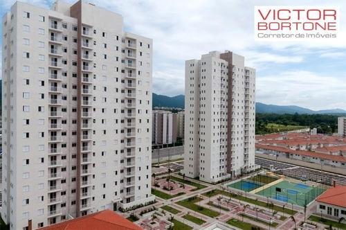 Apartamento Flex Mogi 2 Dts 1 Suíte 1 Vg 3 Minutos Umc - 848
