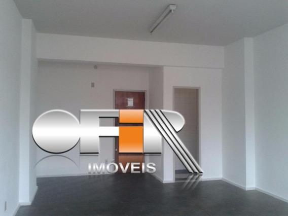 Sala Para Alugar, 30 M² Por R$ 300,00/mês - Centro - Niterói/rj - Sa0072