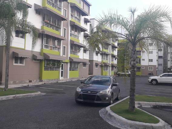 Vendo Apartamento En Villa Aura Res. Lp-7