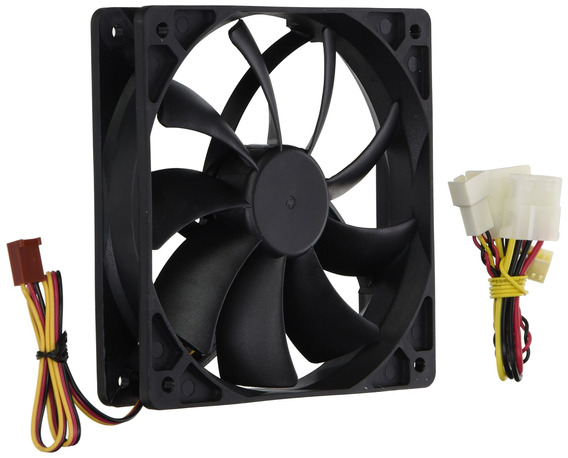 Fan Cooler Scythe Slip Stream 120mm (sy1225sl12m)