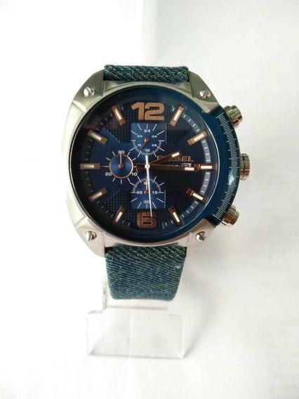 Relógio 4374 Azul Jens,a Pronta Entrega!