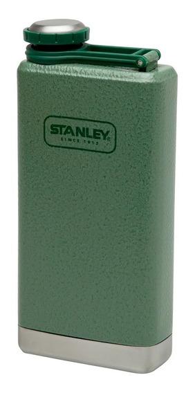 Petaca Clasica Stanley Acero Inoxidable 236ml Modelo Premium