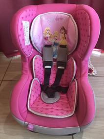 Cadeira Para Automóvel Disney Cosmo Sp Princesas 0 A 18 Kg