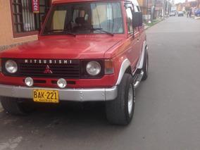 Montero Mitsubishi Standar Modelo 1989 Bonito