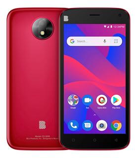 BLU C5 (2019) Dual SIM 16 GB Vermelho 1 GB RAM