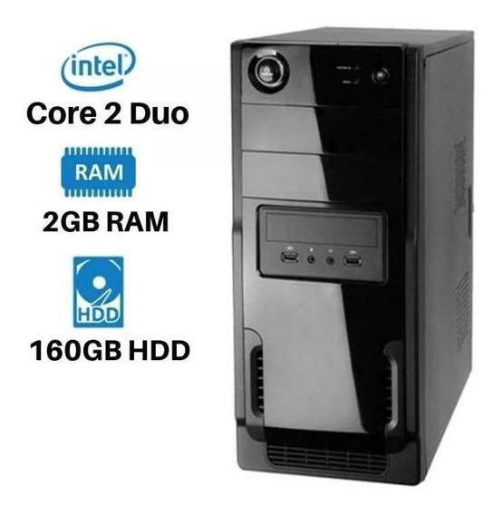 Cpu Wise Core 2 Duo Hd160 2gb