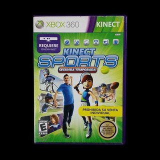 Kinect Sports 2 Segunda Temporada