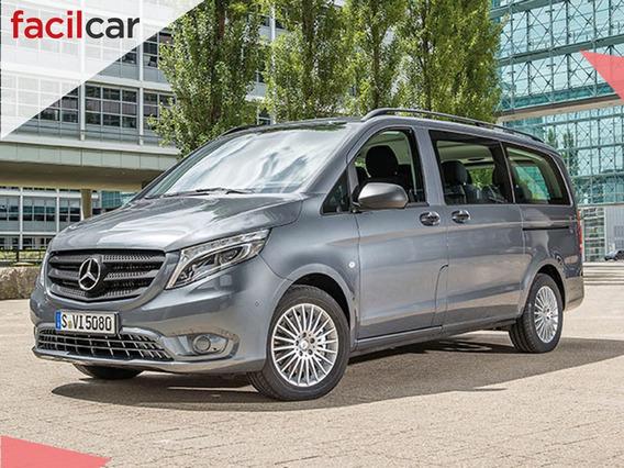 Mercedes Benz Vito Minibús 2020 0km Diesel
