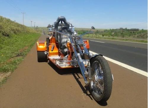 Triciclo Trimar 2.0 Turbo