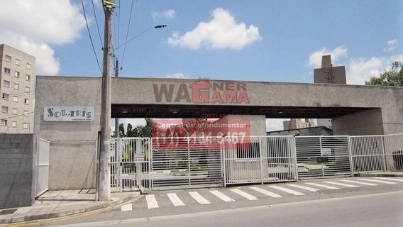 Apartamento Na Vila Oportunidade, Carapicuiba, 2 Quartos E 1 Vaga - 959