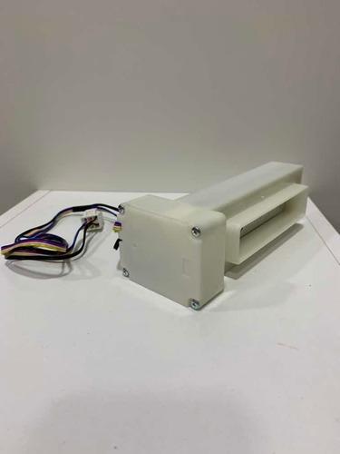 Servo Motor - Air Damper Refrigeradora, Indurama Ri 489nueva
