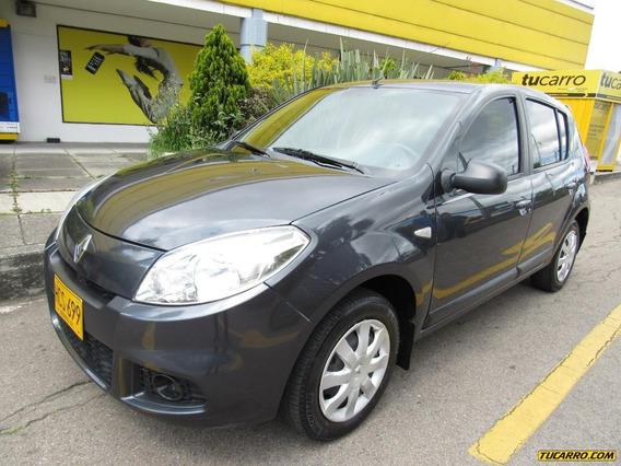 Renault Sandero Expression 1.6 Mecanico Hatch Back