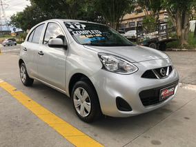 Nissan March 2017 Completo 1.0 Flex 28.000 Km Revisado Novo