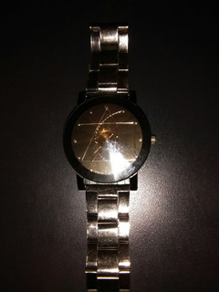 Reloj Stainless Steel Back