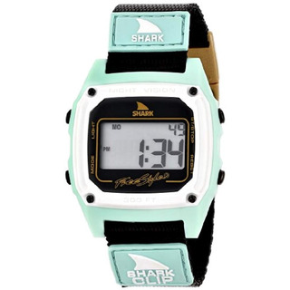 Freestyle 103326 Tiburon Clasico Clip Digital Display Reloj.