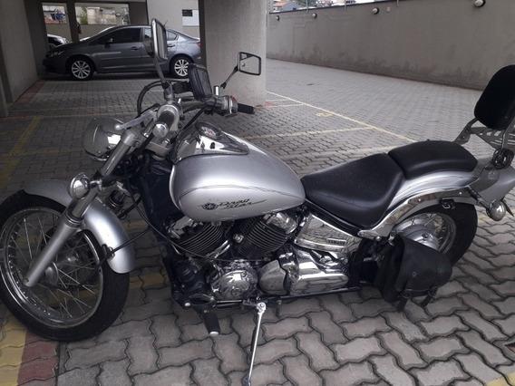 Yamaha Xvs650 Dragstar