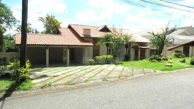 Casa Residencial Em Condomínio De Alto Padrão À Venda, Granja Viana, Cotia - Ca14537