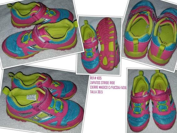 Zapatos Deportivos Importados Para Niñas, Fila,skechers,rite
