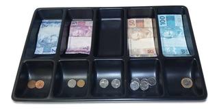 Bandeja Porta Dinheiro Notas Cédulas Moedas Divisor