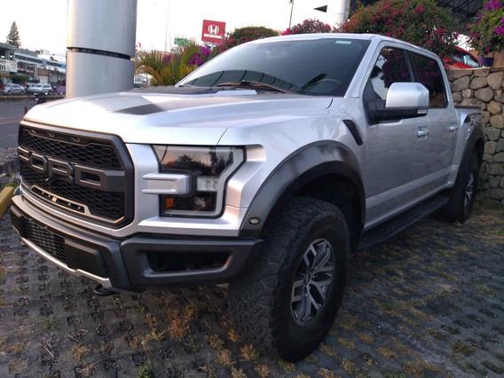 Ford Lobo 2017 4p Raptor Svt Doble V6/3.5/t Aut 4x4