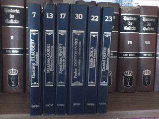 Novelas Inmortales 6 Libros De Coleccion Editorial Sarpe