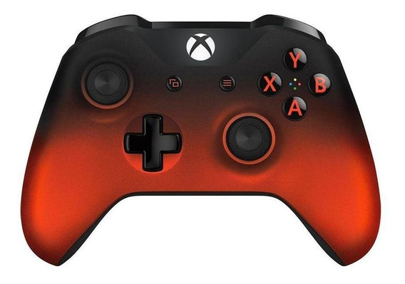 Controle Microsoft Volcano Shadow Xbox One S Pronta Entrega