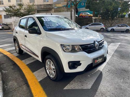 Imagem 1 de 9 de Renault Kwid  Zen 1.0 Flex 12v 5p Mec. Flex 2018