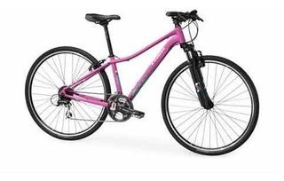 Bicicleta Trek Neko S Wsd 16 Pink Hibrida Boleta De Compra.