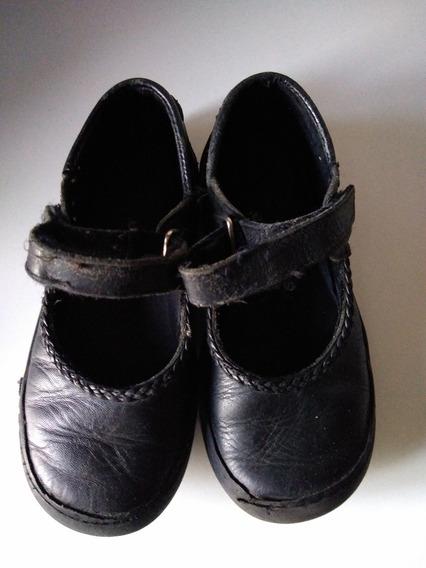 Zapatos Escolares Kickers Talla 28 Niña Ref#5$