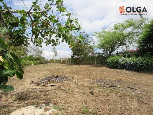 Imagem 1 de 18 de Terreno Condomínio Monte Das Graças, À Venda - Gravatá/pe - Te0315