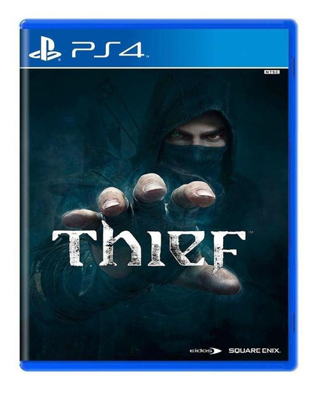Thief Ps4 Mídia Física Pronta Entrega