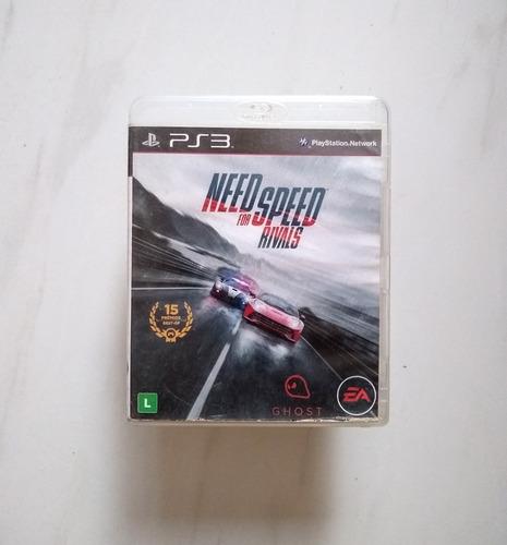 Need For Speed Rivals Ps3 Original Seminovo
