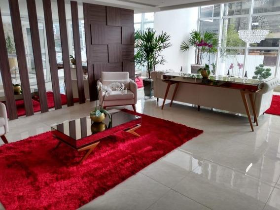 Apartamento Com 2 Dormitórios Para Alugar, 88 M² Por R$ 1.900,00/mês - Vila Guilhermina - Praia Grande/sp - Ap1258