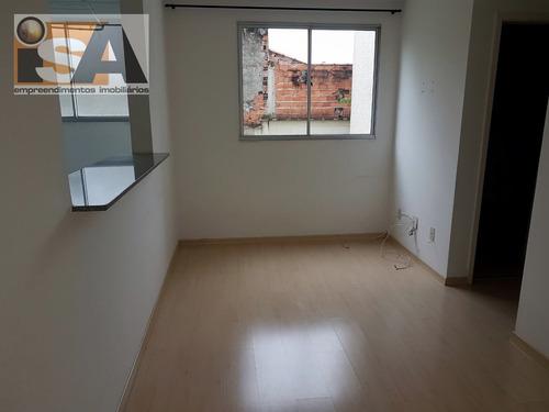 Apartamento Em Parque Santa Rosa - Suzano, Sp - 3198