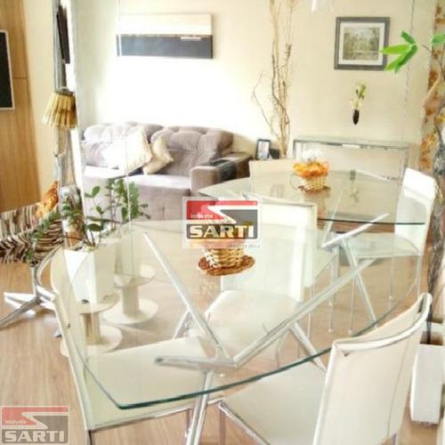 Imagem 1 de 11 de Apartamento Com Sacada , Excelente ! , Bairro Limão - St16119