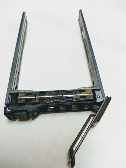 Gaveta P Hd 2.5 Servidor Dell Poweredge R710/610 Usado