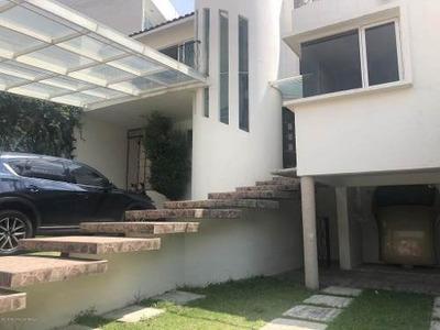 Casa En Renta En Lomas Verdes, Naucalpan De Juarez, Rah-mx-19-1400