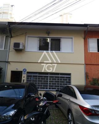 Casa Em Condomínio No Campo Belo - Ca00728 - 33705169