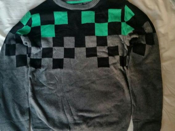 Lote De 8 Sweaters Niño Diferentes Tallas. Nuevos