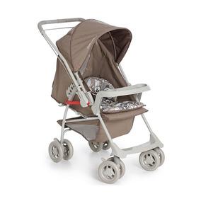 Carrinho De Bebê Milano Reversível Galzerano