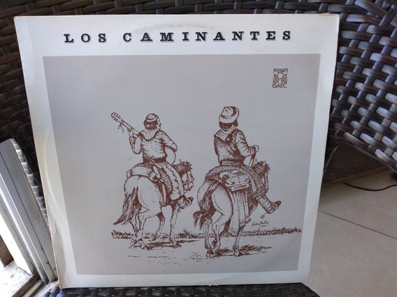 Lp Los Caminantes # Gravadora Isaec, Quase Novo!