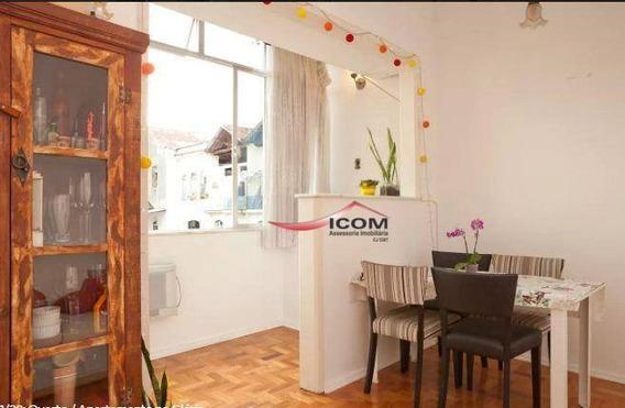 Apartamento Residencial À Venda, Glória, Rio De Janeiro. - Ap3115