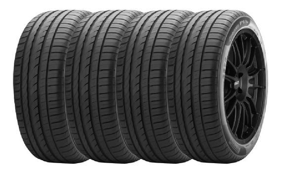 Combo X4 Neumaticos Pirelli 215/45r17 P1 Cint+ 91v Cuotas